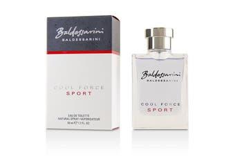 Baldessarini Cool Force Sport Eau De Toilette Spray 50ml