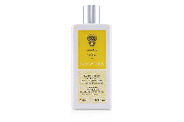 Acqua Di Stresa Osmanthus Soothing Shower Bath 250ml