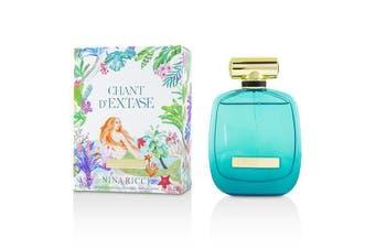 Nina Ricci Chant D'Extase Eau De Parfum Spray (Limited Edition) 80ml