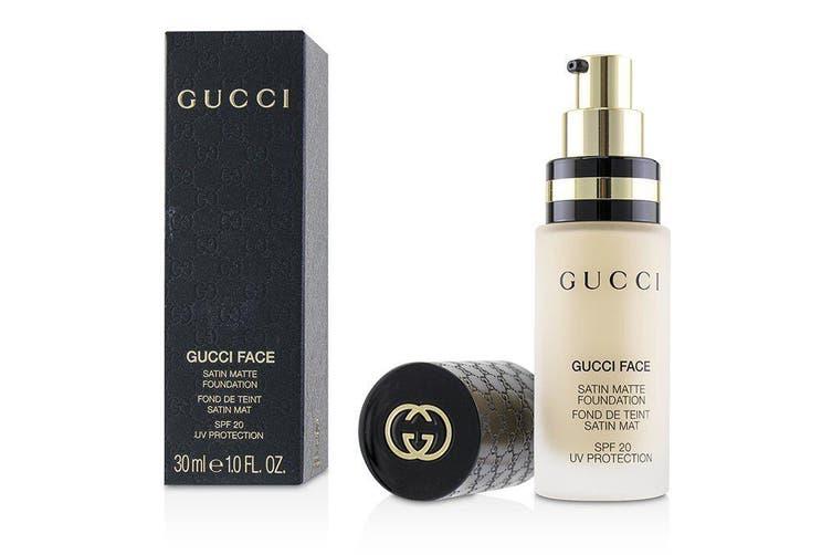 Gucci Face Satin Matte Foundation SPF 20 - # 050 30ml