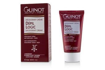 Guinot Depil Logic Deodorant Cream 50ml