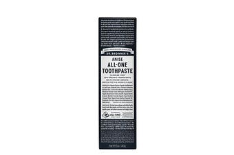 Dr. Bronner's Toothpaste (All-One) Anise 140g