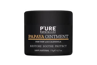 P'ure Papayacare Papaya Ointment (Paw Paw with Calendula) 175g Tub