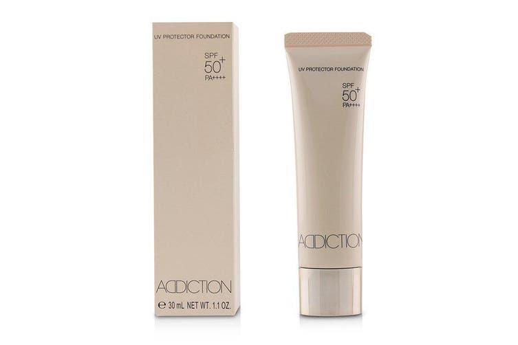 ADDICTION UV Protector Foundation SPF 50 - # 004 (Ivory Rose) 30ml