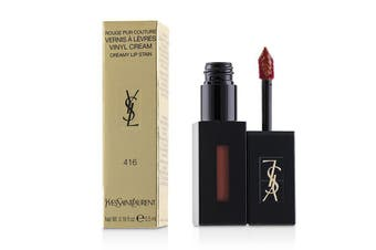 Yves Saint Laurent Rouge Pur Couture Vernis A Levres Vinyl Cream Creamy Stain - # 416 Psychedelic Chili 5.5ml