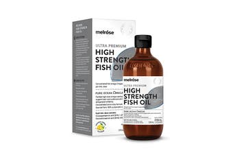 Melrose Ultra Premium High Strength Fish Oil 200ml