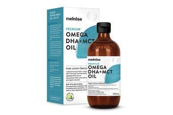 Melrose Premium Omega DHA + MCT Oil 500ml