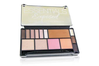 BYS Essentials Exposed Palette (Face, Eye & Brow, 1x Applicator) 24g