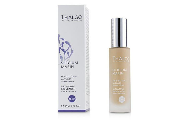 Thalgo Silicium Marin Anti Ageing Foundation - # Natural 30ml
