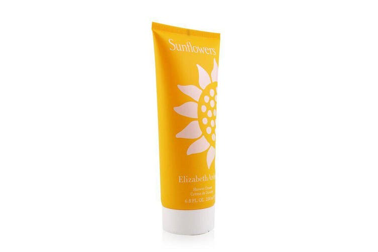 Elizabeth Arden Sunflowers Shower Cream 200ml
