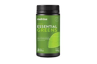 Melrose Organic Essential Greens 120g Powder