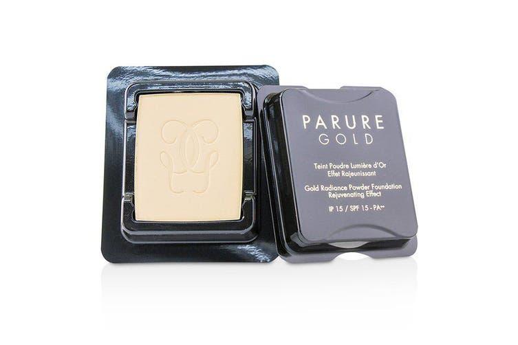 Guerlain Parure Gold Rejuvenating Gold Radiance Powder Foundation SPF 15 Refill - # 02 Beige Clair 10g