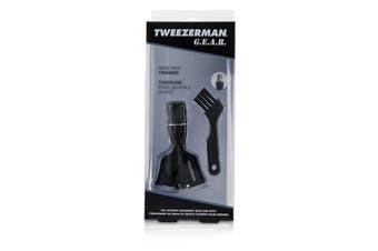 Tweezerman G.E.A.R. Nose Hair Trimmer With Brush 2pcs