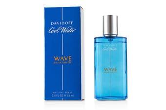 Davidoff Cool Water Wave Eau De Toilette Spray 75ml