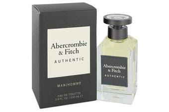 Abercrombie & Fitch Abercrombie & Fitch Authentic Eau De Toilette Spray 100ml