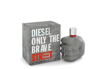 Diesel Only The Brave Street Eau De Toilette Spray 125ml