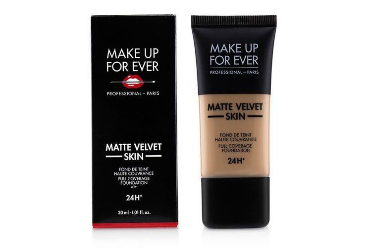 Make Up For Ever Matte Velvet Skin Full Coverage Foundation - # Y355 (Neutral Beige) 30ml