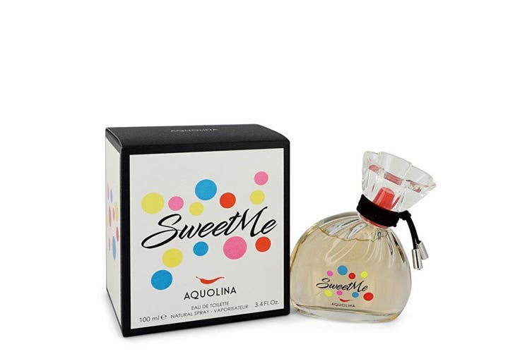 Aquolina Sweet Me Eau De Toilette Spray 100ml