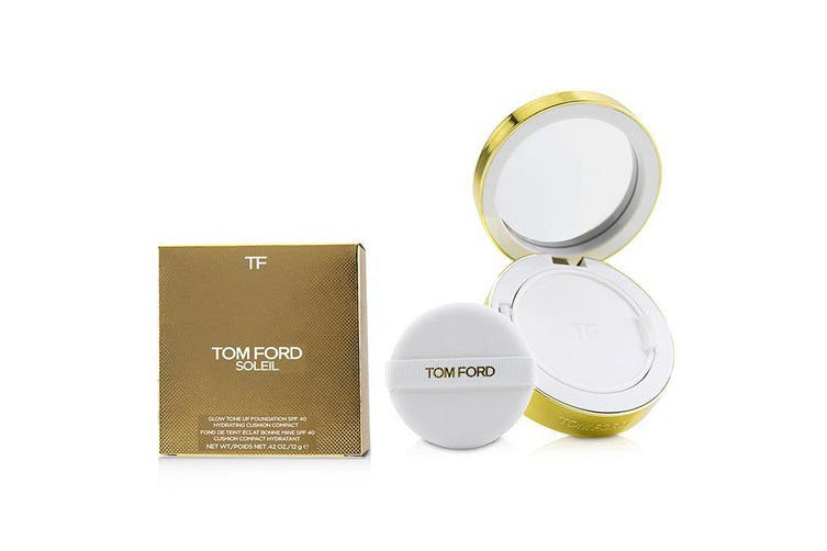 Tom Ford Soleil Glow Tone Up Hydrating Cushion Compact Foundation SPF40 - # 2.0 Buff 12g