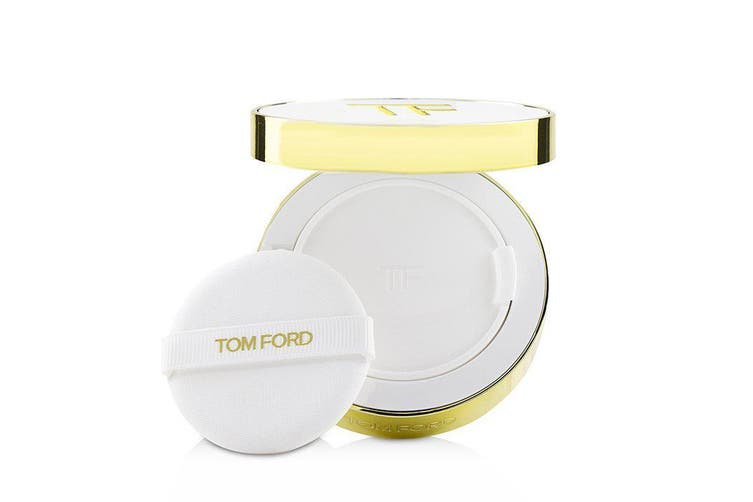 Tom Ford Soleil Glow Tone Up Hydrating Cushion Compact Foundation SPF40 - # 7.8 Warm Bronze 12g