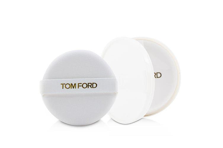Tom Ford Soleil Glow Tone Up Hydrating Cushion Compact Foundation SPF40 Refill - # 4.5 Cool Sand 12g