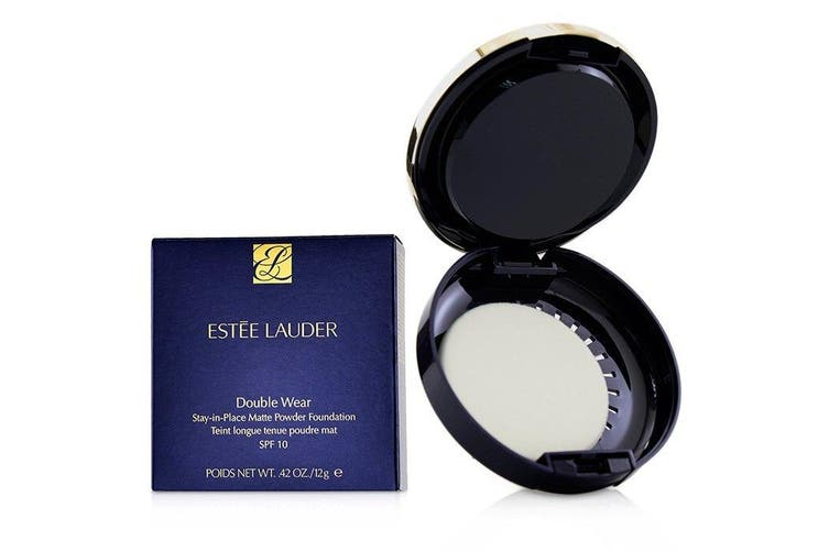 Estee Lauder Double Wear Stay In Place Matte Powder Foundation SPF 10 - # 2C2 Pale Almond 12g