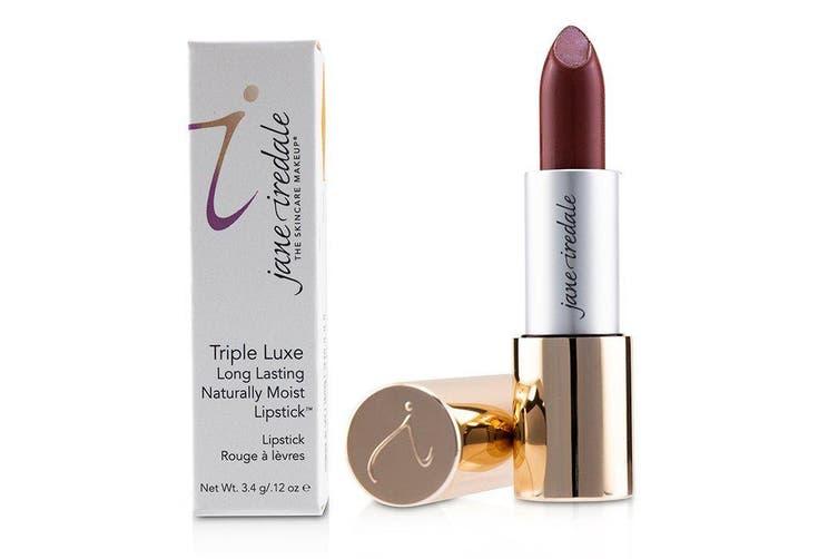 Jane Iredale Triple Luxe Long Lasting Naturally Moist Lipstick - # Jamie (Terra Cotta Nude) 3.4g