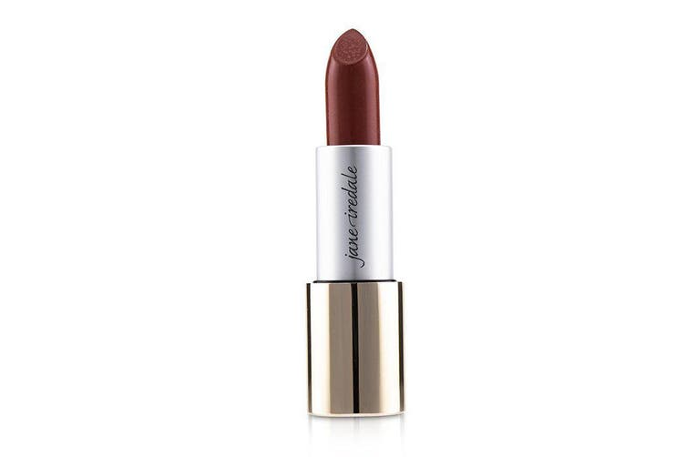 Jane Iredale Triple Luxe Long Lasting Naturally Moist Lipstick - # Jessica (Dark Peach With Red Undertones) 3.4g