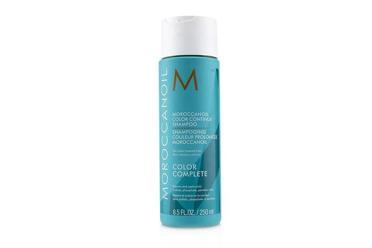 Moroccanoil Color Continue Shampoo (For Color-Treated Hair) 250ml