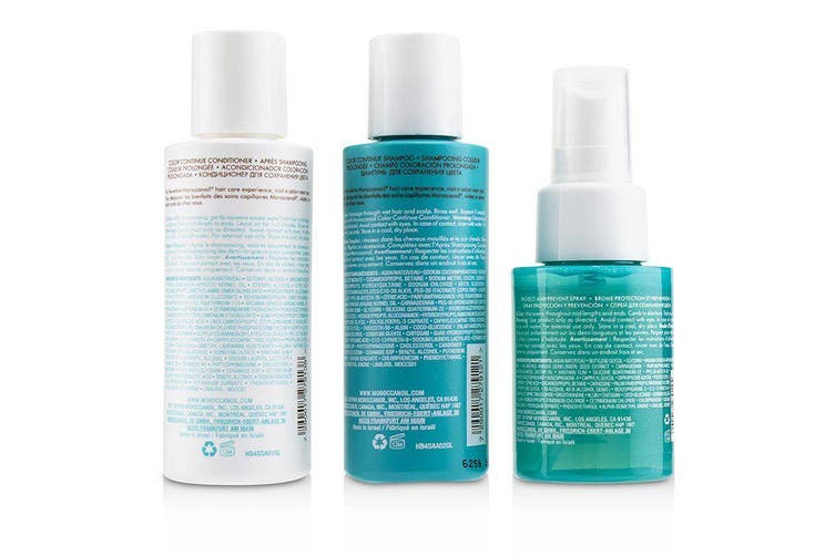 Moroccanoil Complete Your Color Set 3pcs