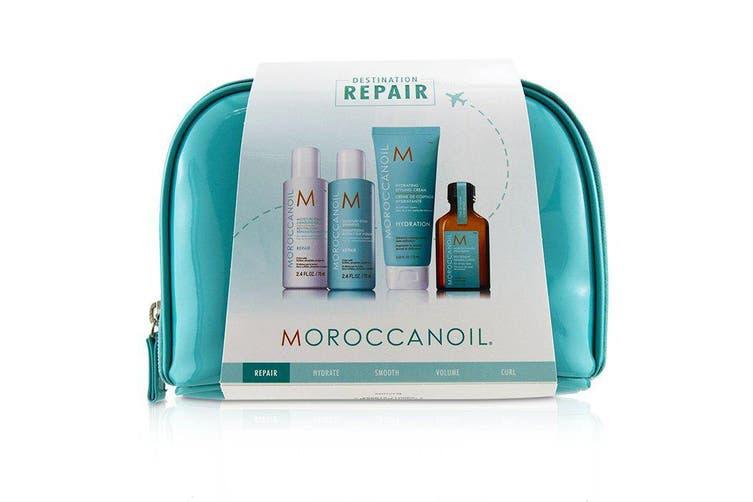 Moroccanoil Destination Repair Travel Set 4pcs