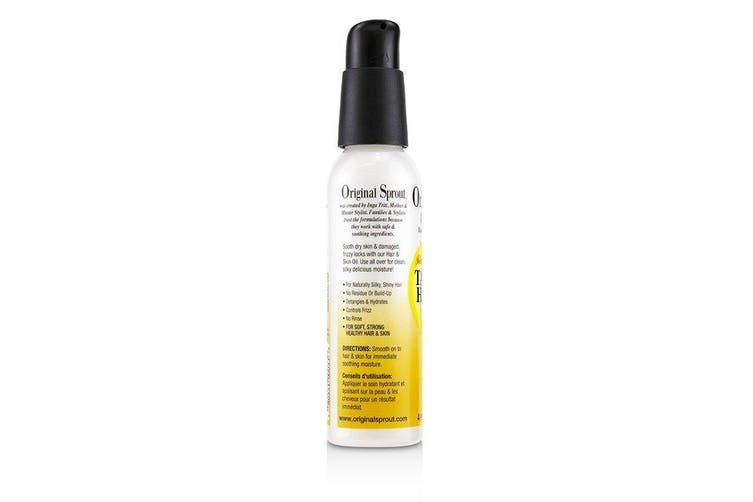 Original Sprout Tahitian Family Collection Tahitian Hair Oil (For Soft, Strong Healthy Hair) 118ml