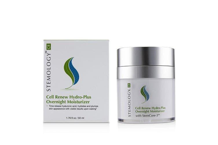 Stemology Cell Renew Hydro-Plus Overnight Moisturizer 50ml