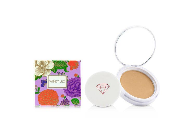 Winky Lux Diamond Powders Foundation - # Medium/Deep 8g