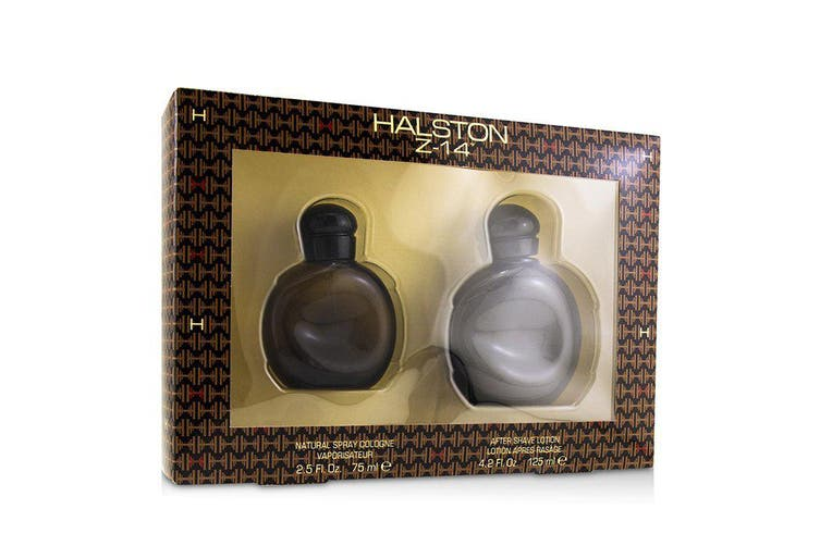 Halston Z-14 Coffret: Cologne Spray 75ml + After Shave Lotion 125ml 2pcs