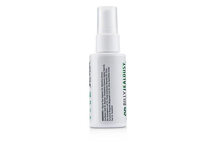 Billy Jealousy Mellow Lime Beard Oil With Avocado Oil 60ml
