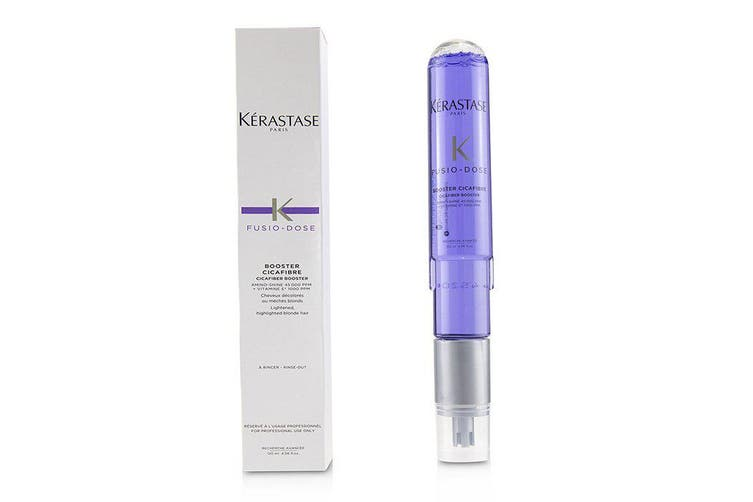 Kerastase Fusio-Dose Booster Cicafibre Cicafiber Booster (Lightened, Highlighted Blonde Hair) 120ml