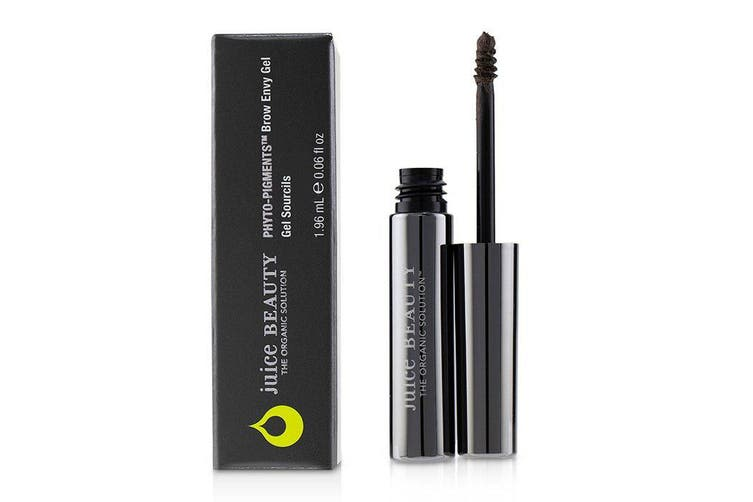 Juice Beauty Phyto Pigments Brow Envy Gel - # 06 Medium Dark 1.96ml
