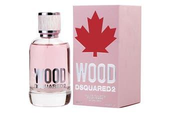 Dsquared2 Wood Eau De Toilette Spray 100ml