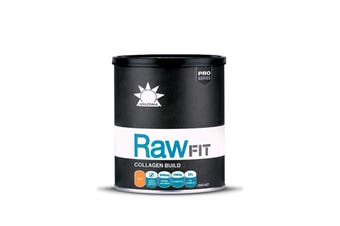 Amazonia Raw FIT Collagen Build Peach 200g