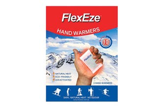 FlexEze Hand Warmers (contains 1 hand warmer pair)