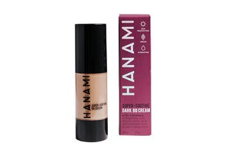 Hanami Super-Soothie BB Cream Dark 30ml