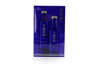 Kose Sekkisei Excellent Lotion & Emulsion Set: Lotion Excellent 200ml + Emulsion Excellent 140ml 2pcs