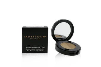 Anastasia Beverly Hills Brow Powder Duo - # Taupe 2x0.8g