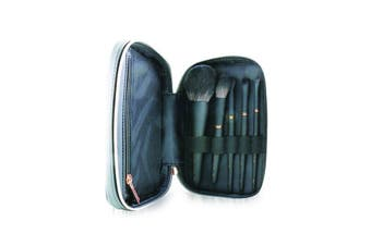 Youngblood Jet Set 5pc Makeup Brush Kit 5pcs+1bag