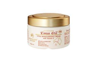 Australian Creams MkII Moisturising Cream Vital Emu Oil 250g