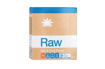 Amazonia Raw Protein Slim & Tone Toffee Truffle Sachet 30g x 12 Pack