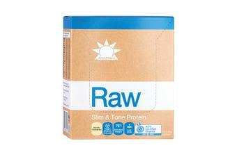 Amazonia Raw Protein Slim & Tone Vanilla & Cinnamon Sachet 30g x 12 Pack