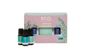 Eco Modern Essentials Aroma Essential Oil Lifestyle Collection 10ml x 5 Pack
