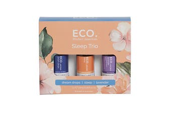 Eco Modern Essentials Aroma Essential Oil Trio Deep Sleep 10ml x 3 Pack